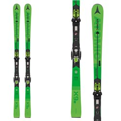 Sci Atomic Redster X9 S con attacchi X 14 TL RS verde