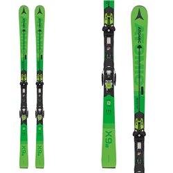 Atomic Redster ski X9 S con fijaciones X 14 TL RS