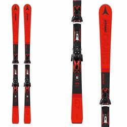 Atomic Redster G7 FT skis with FT 12 GW bindings