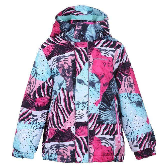 Giacca Sci Icepeak Junction HOT PINK