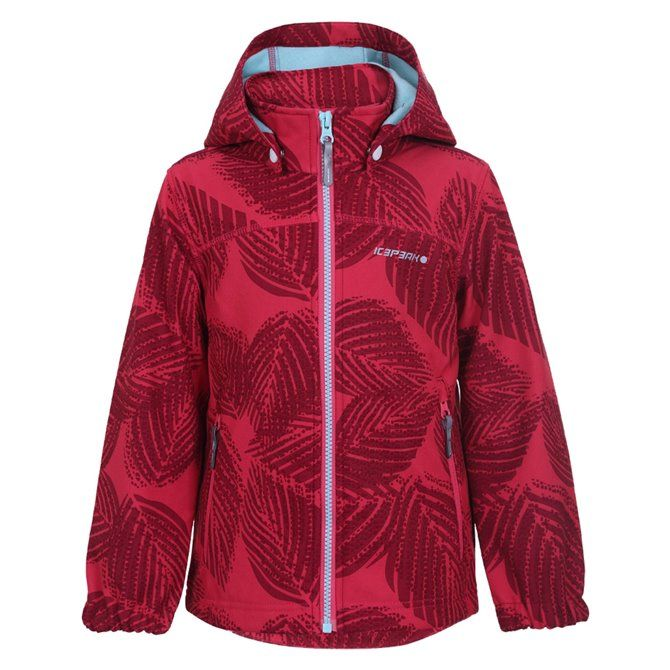 Windstopper Icepeak Jena BURGUNDY