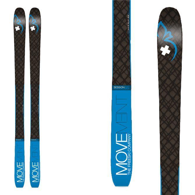 Ski Movement Session 85