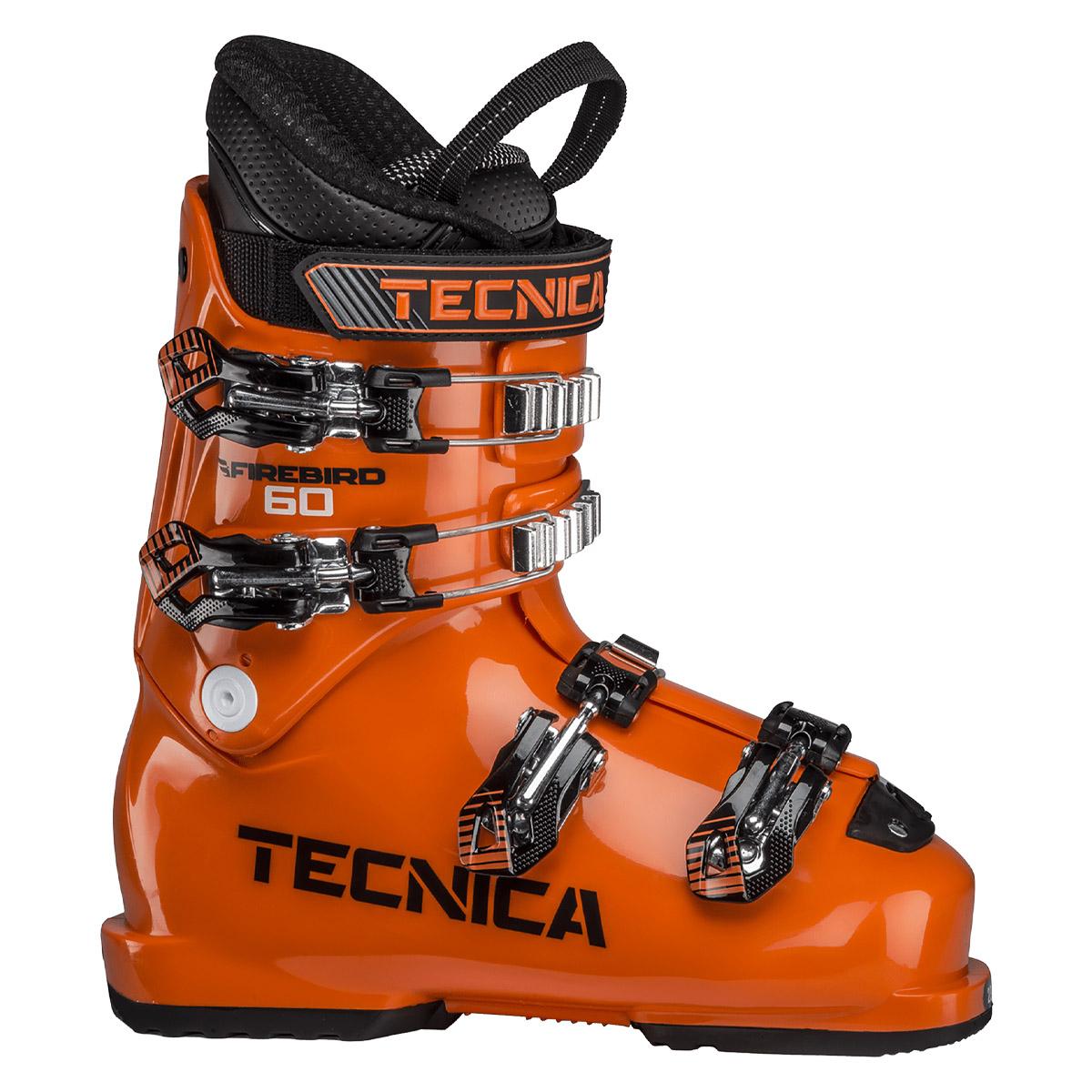 Scarponi sci Tecnica Firebird60W (Colore: ultra orange, Taglia: 23.5)