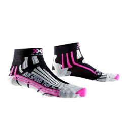 calcetines running X-Socks Speed two mujer