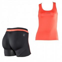conjunto Freddy short + camisola WRUPSP6 mujer