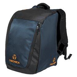 Zaino Tecnica Premium boot bag nero-arancio