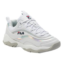 Sneakers Fila Ray low white-silver