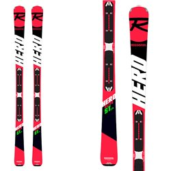 Ski Rossignol Hero Elite ST CA (Xpress2) with Xpress 10 B83 attacks