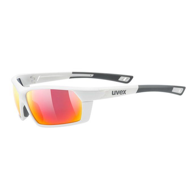 Occhiale sole Uvex Sportstyle 225 black mat