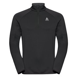 MIDLAYER 1/2 ZIP CARVE