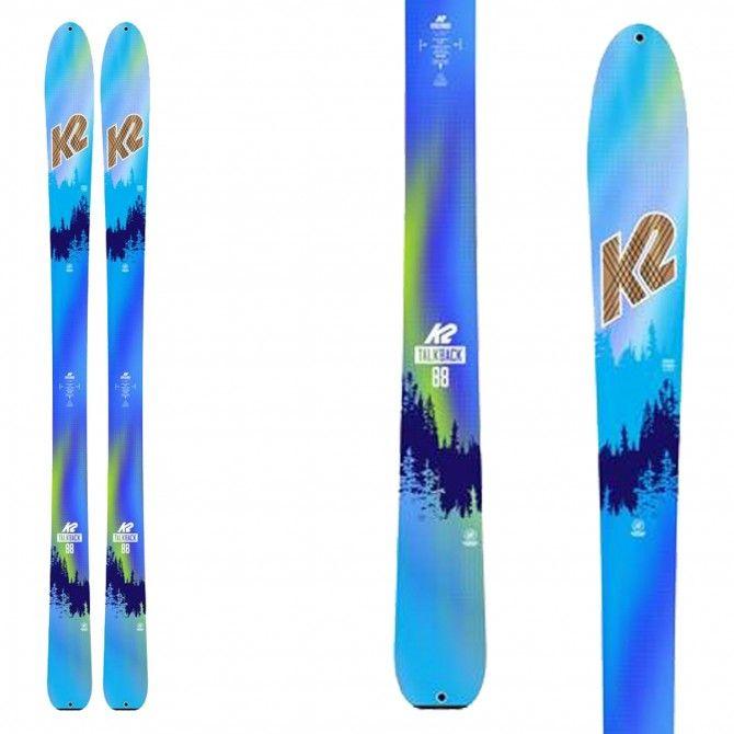 Sci K2 Talkback 88 Ltd fantasia blu