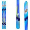 K2 ski Talkback 88 Ltd bleu fantaisie bleu