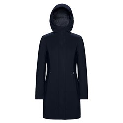 RRD Winter long women's down jacket with hood