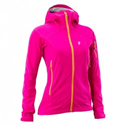 soft-shell Peak Performance Aneto woman