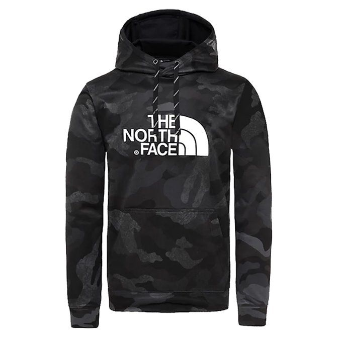 Felpa The North Face Sur Hd black camo