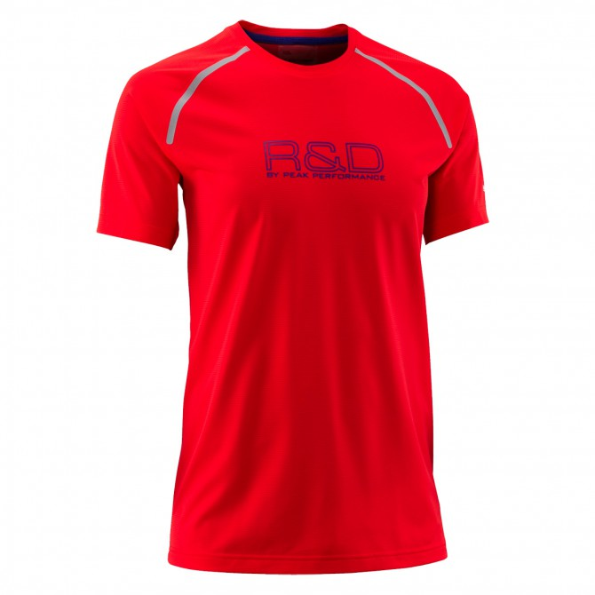 t-shirt Peak Performance Rd Tee Uomo