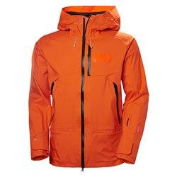Giacca sci Helly Hansen Sogn Shell Uomo