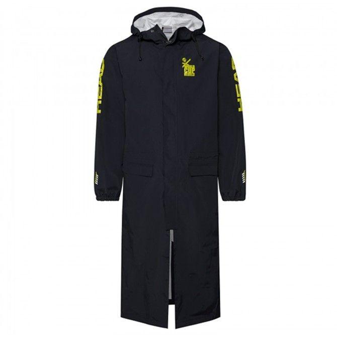 Mantella pioggia Head Coat nero