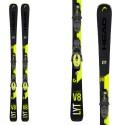 Ski Head V-Shape V8 SW with Prd 11 GW Brake 78 bindings