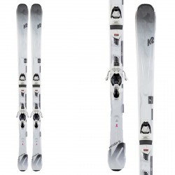 K2 Anthem Ski 75 avec fixations Erp 10