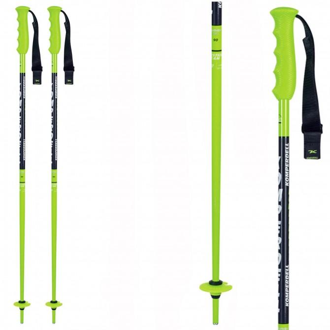 Bastón esquí Komperdell NationalTeam Junior