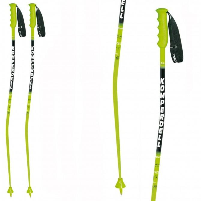 Ski poles Komperdell NationalTeam Super G