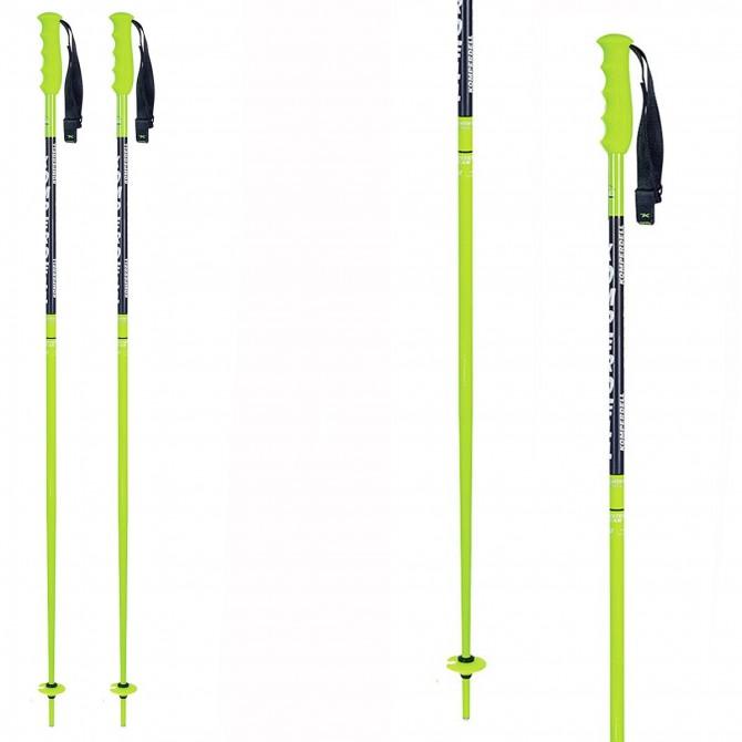Bastón esquí Komperdell NationalTeam 18 mm