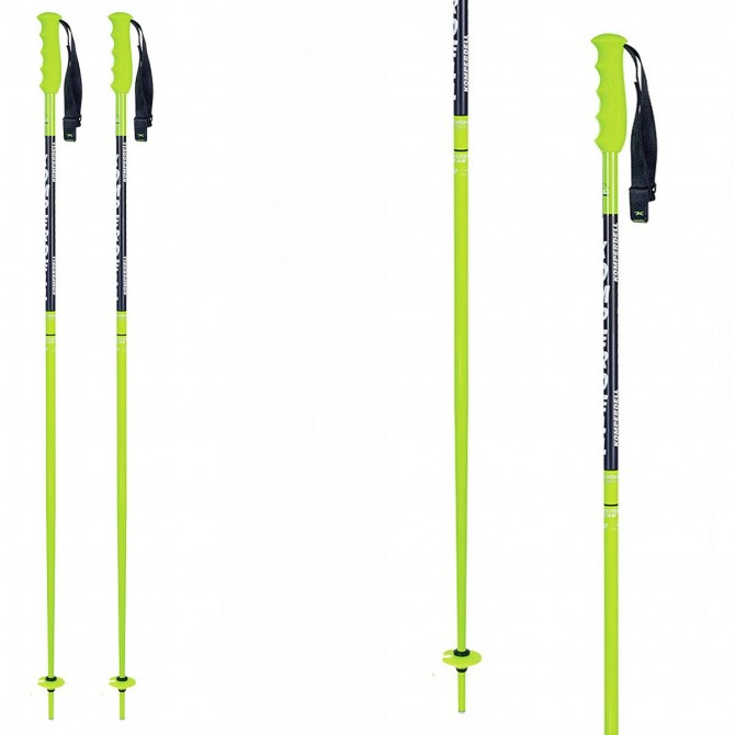 Ski poles Komperdell NationalTeam 18 mm