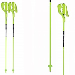 Ski poles Komperdell NationalTeam Carbon Slalom 12,3