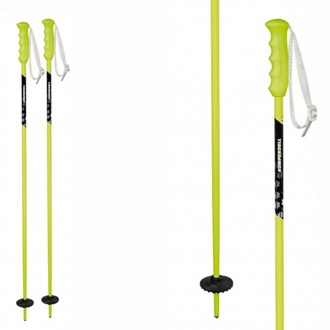 Komperdell Bright ski poles