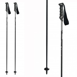 Komperdell ski poles Radical Carbon