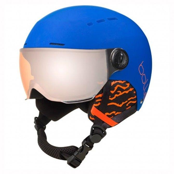 Ski Helmet Bolle Quiz Visor
