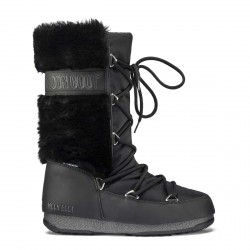 Après-ski Moon Boot Monaco fur Wp woman