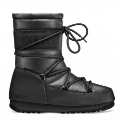 Après-ski Moon Boot Mid nylon Wp woman