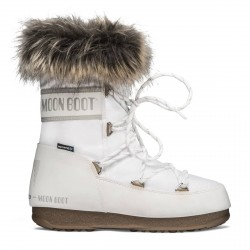 Après-ski Moon Boot Monaco Wp low woman