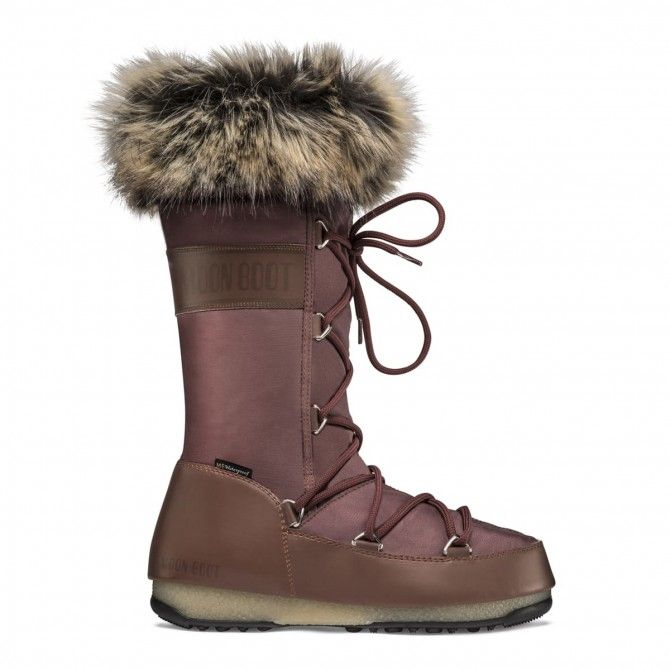 Après-ski Moon Boot Monaco Wp woman