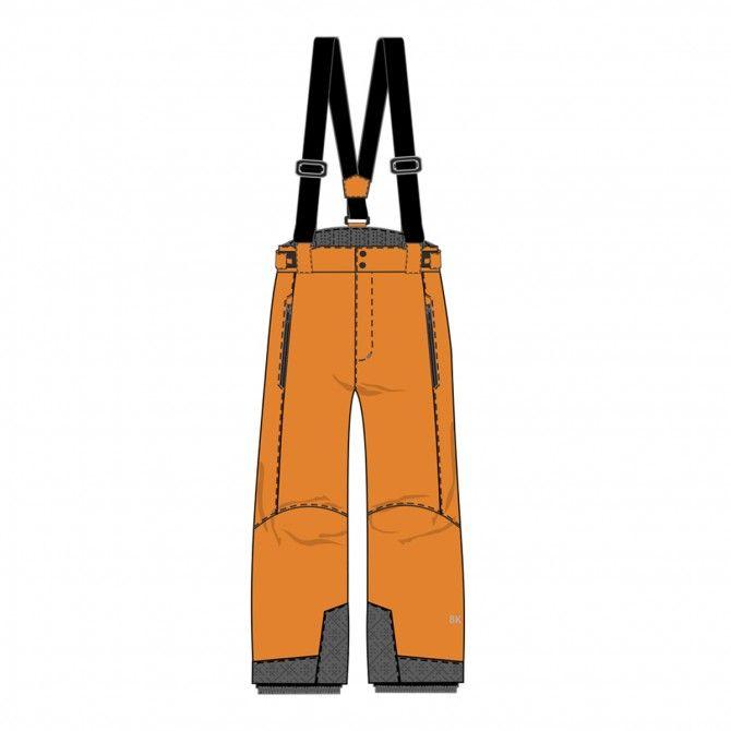 Ski pants Bottero Ski child with suspenders
