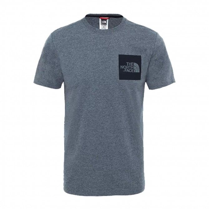 T-shirt The North Face Fine grey hea