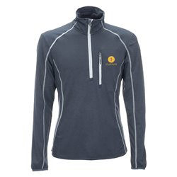 EBEKO MAN HALF ZIP LIGHT FLEECE