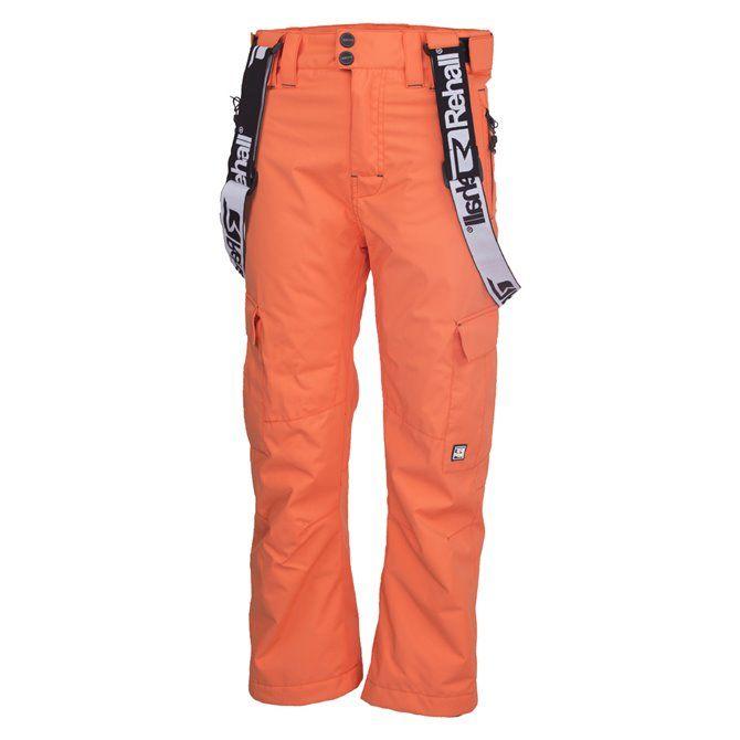 Snowboard pants Rehall Dizzy-R Boy Orange