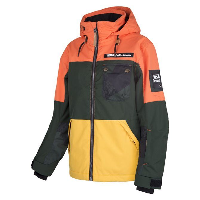 Snowboard jacket Rehall Vaill-R Boy