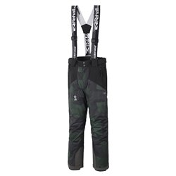Snowboard pants Rehall Dragg-R Boy Olive Camo