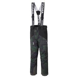 Pantalones snowboard Rehall Dragg-R Niño Olive Camo