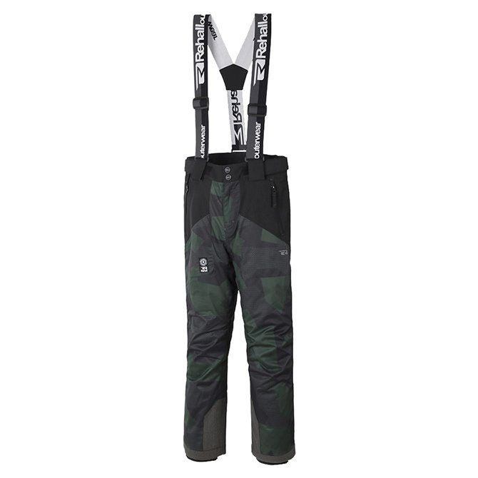 Pantaloni Snow Rehall Dragg-R Olive Camo