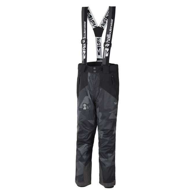 Pantalones snowboard Rehall Dragg-R Niño Black Camo