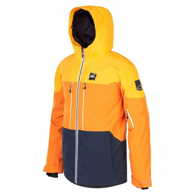 Chaqueta freeride Picture Object para hombre