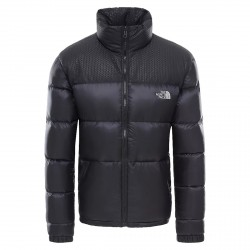 Piumino The north Face Nevero nero uomo