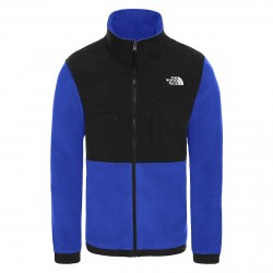Chaqueta de hombre The North Face Denali azul