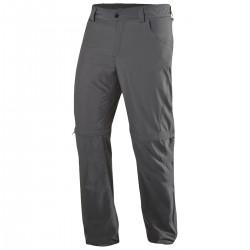 pantalon-bermuda trekking Haglofs Lite Zip Off homme