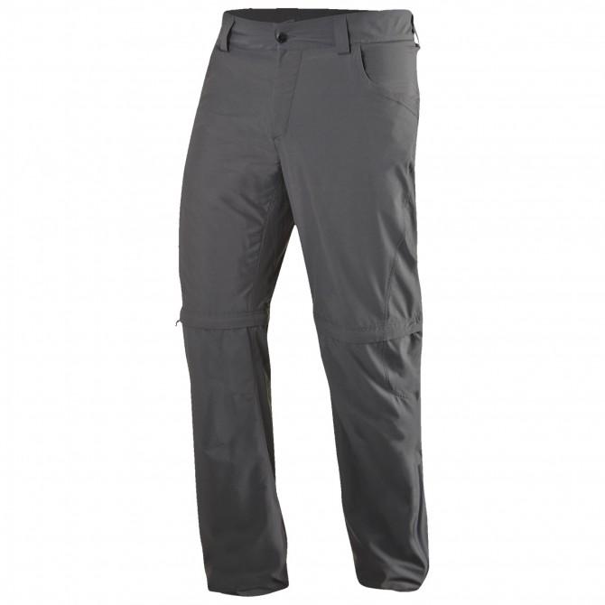 Pantalone-bermuda trekking Haglofs Lite Zip Off Uomo